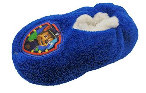 Zapatillas babuchas Infantiles Estar por casa Paw Patrol para niños (31 EU, Azul)
