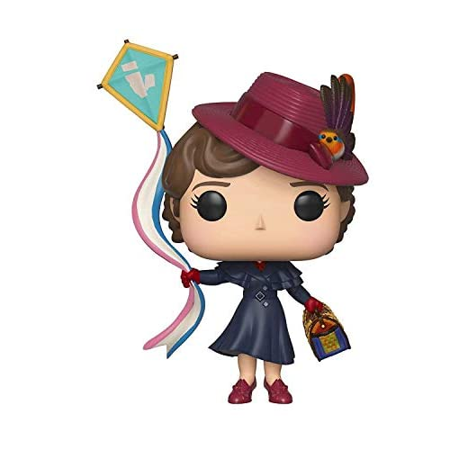 DISNEY - MARY POPPINS - POP FUNKO VINYL FIGURE 468 MARY POPPINS WITH KITE 9CM