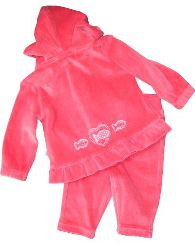 Weekend a la mer - Conjunto deportivo - para bebé niña rojo 6 años
