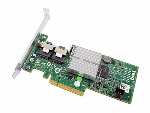 Dell Tarjeta controladora PCI Express Raid PowerEdge PERC H200 SAS original 0RR9J 47MCV 9210-8i