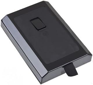 carcasa caja disco duro para XBOX 360 SLIM NUEVO NEGRO