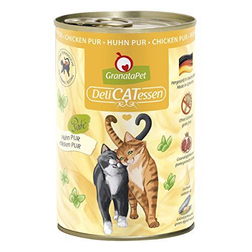 GranataPet Delicatessen Huhn PUR, 1er Pack (1 x 400 Grams)