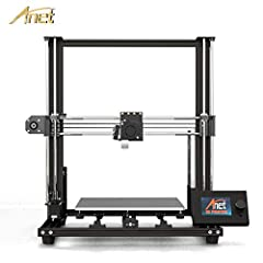 Upgraded hotbed: larger printing size 300*300*350mm. Aluminum substrate heatbed comes with a glass panel, so that the printing is smooth without sharp edge and the model is easy to remove. Upgraded mainboard: Added designs of over-current protection ...