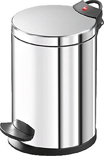 Hailo Tret-Kosmetikeimer T2.4/ 0704-039 Edelstahl