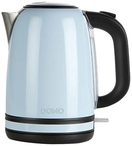 Domo DO488WK Wasserkocher, 18/8 Edelstahl, 1.7 liters