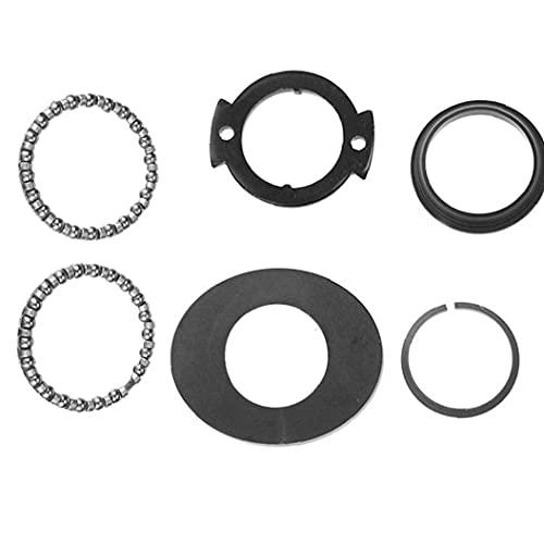 GGOOD Rodamientos de dirección de Scooters Frontal Fork Roding Bowl Compatible con Xiaomi M365 / Pro Suministros de Ciclismo
