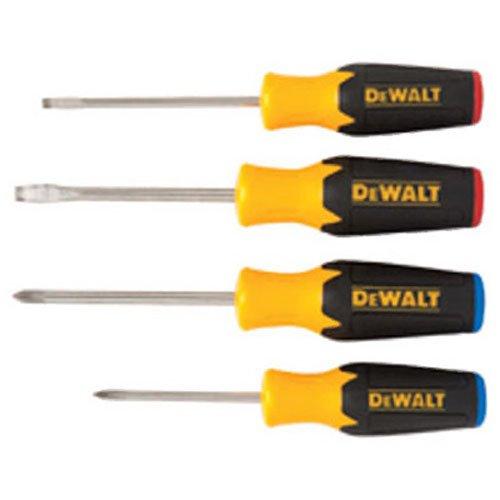 DEWALT Screwdriver Set, 4 Piece (DWHT62512)