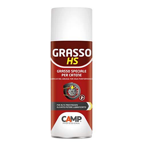 Camp 1011400 Grasso HS Grasa Lubricante de Alto Rendimiento para Cadenas