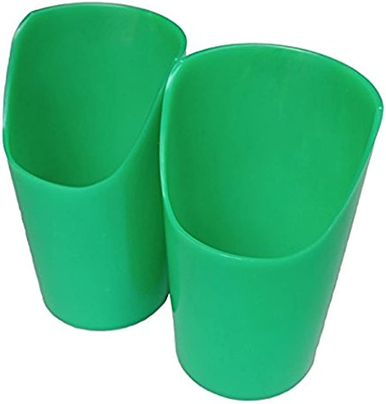 Flexi Nosey Cut Out Cup Large 2 Pack