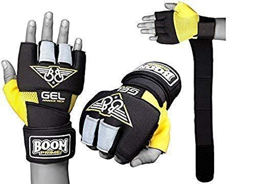 BOOM Prime Vendaje para Manos Boxeo Interior Gel Guantes Under MMA Fist...