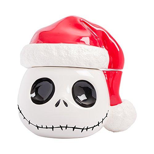 Vandor Nightmare Before Christmas Jack Christmas Cookie Jar