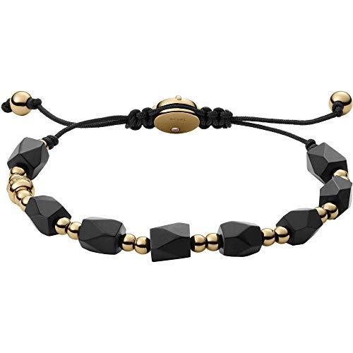 Diesel Beads Goudkleurige Armband DX1301710 (Lengte: 15.00-25.00 cm)