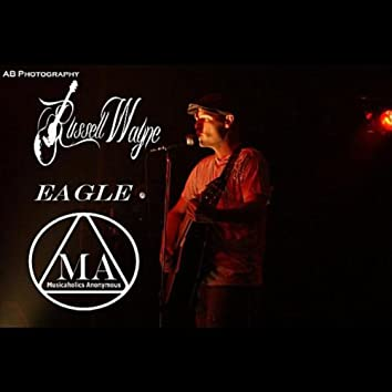 Eagle Flying Free