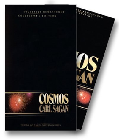 Cosmos Boxed Set (Collector's Edition) [VHS]