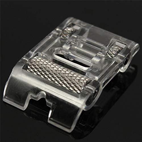 TIANTIAN - Mini Rodillo portátil de caña Baja para máquina de Coser, Accesorio doméstico multifunción para máquina de Coser, prensatelas para Brother, Singer, Janome, Elna, Pfaff