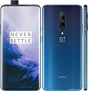 OnePlus 7 Pro GM1915 256GB Sprint+GSM Unlocked - Nebula Blue (Renewed)