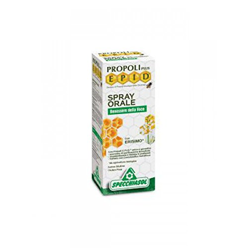 Specchiasol Spray 15Ml Oral Epid Propoli.