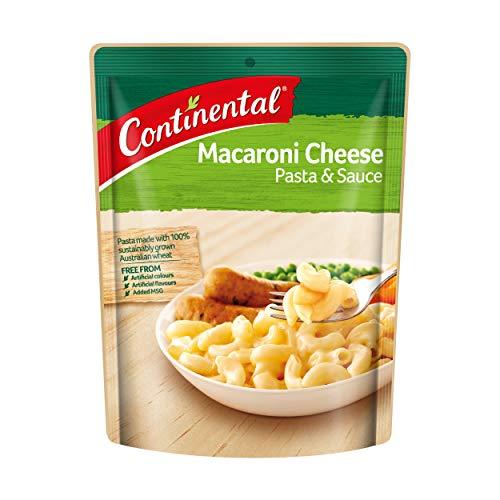 CONTINENTAL Pasta & Sauce (Side Dish)   Macaroni Cheese, 105g