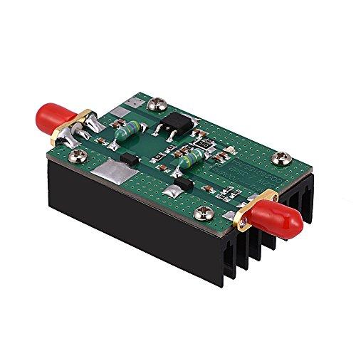 Zerone RF Verstärker, 1MHz-700MHZ 3.2W HF VHF UHF FM Transmitter RF Leistungsverstärker Modul für Amateurfunk