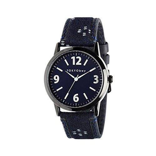Tokyobay Indigo Watch, Fleck