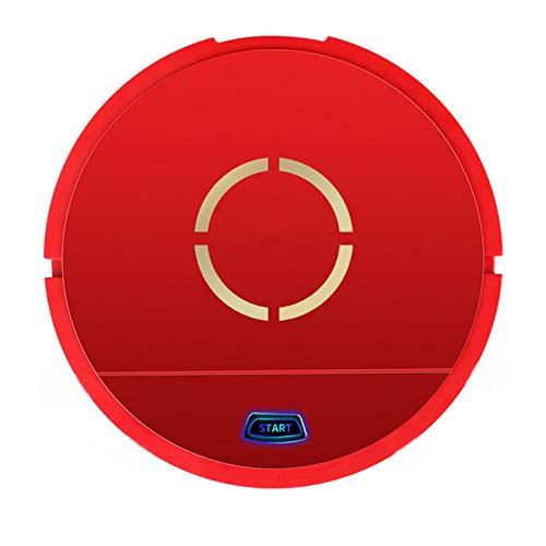 LKW USB Chip Staubsauger, Intelligente Lademodus-Roboter Besen Niedrigen Fegen Rauschwerkzeugreinigung, Haushaltsgegenstände,Weiß