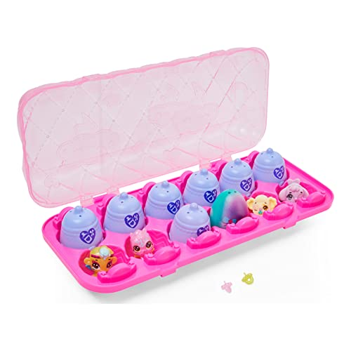 Hatchimals CollEGGtibles, Shimmer Babies 12-Pack Egg Carton, Kids Toys...