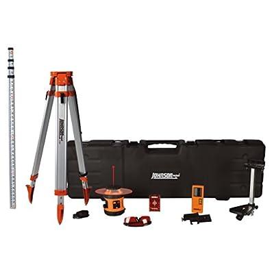 Johnson Level & Tool Self Leveling Rotary Laser System