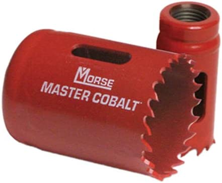 13//16-Inch Bi-Metal Boxed MK Morse AV13 Hole Saw
