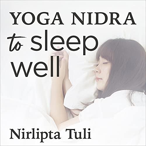 Yoga Nidra to Sleep Well cover art
