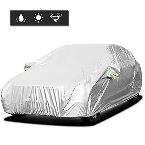 Auto Bâche pour Voiture Impermeable Housse de Protection Couverture Etanche Respirant, Contre...