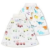 AolsteCell Falda de pañal para bebé o niño, para Aprender a Nadar, Reutilizable, para un Buen...