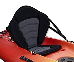 Pactrade Marine Adjustable Padded Deluxe Kayak Seat