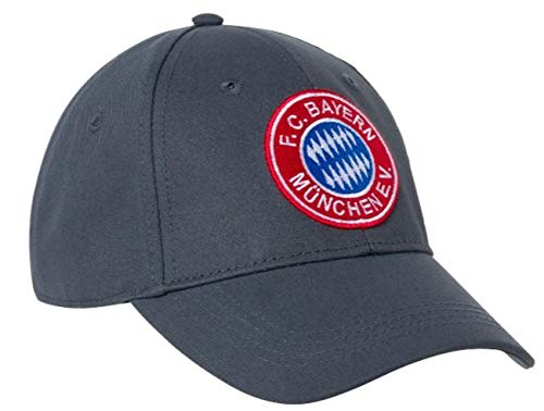 FC Bayern München kompatibel Baseballcap Fan FCB Cap, 24151 Basecap, Base-Cap, Mütze, Hut, Chapeau, Sombrero, Baseballcap