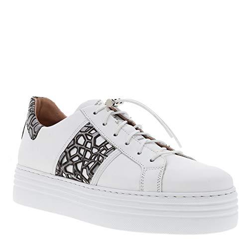 Mjus Damen Sneaker Low Valley weiß 39
