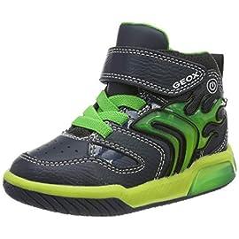 Geox-J-Inek-Boy-C-Zapatillas-Altas-para-Nios