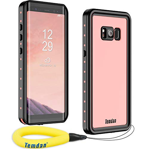 Temdan Galaxy S8 waterproof case