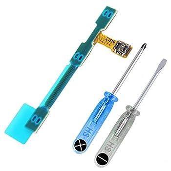 MMOBIEL Power Button Volume Flex Compatible with Samsung Galaxy Tab S3 P5200 P5210 P5220 S4 T530 T531 T535 incl Tools