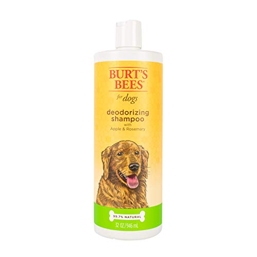 Burt's Bees for Dogs All Natural Deodorizing Dog Shampoo - Best Shampoo for German Shepherds -Available in difference size
