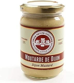 Moutarde de Dijon by Les Trois Petits Cochons (7.1 ounce)