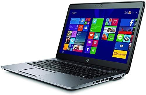 "HP EliteBook 840 G3 14"" Anti-Glare FHD Full HD (1920x1080) Business Laptop (Intel Dual-Core i5-6300U, 8GB DDR4 Memory, 256GB NVMe M.2 SSD) DisplayPort DP, VGA, Type-C, RJ-45, Windows 10 Pro"