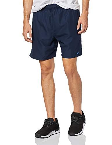 Men'S Swim Volley Shorts - Comprimento 7 Obesidion Nike Homens GG Azul