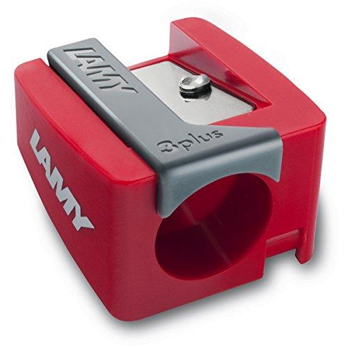 Lamy 1222105 Anspitzer 3-Plus Z 80, rot