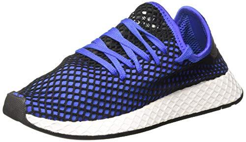 adidas Hombre Deerupt Zapatillas Azul, 40