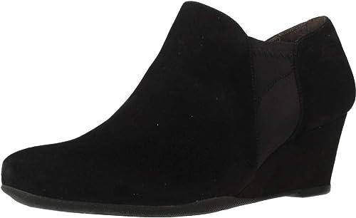 Stonefly Bottines - bottes, Couleur Noir, Marque, modèle Bottines - bottes Emily 12 Goat Noir