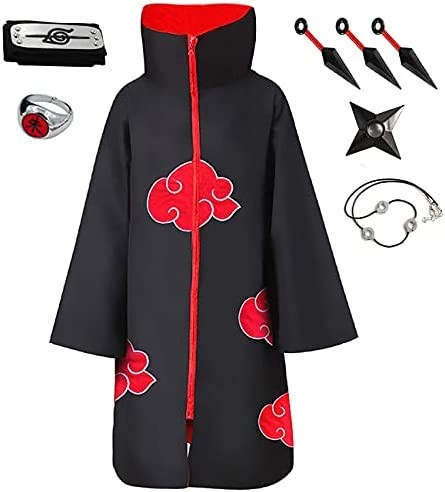 Akatsuki halloween costume _image1