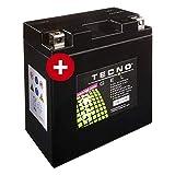 YB9-B Tecno Gel-bateria para cm 125C Custom Año 1982-1983