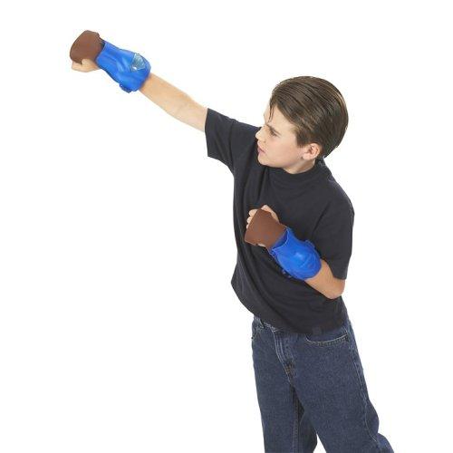 Superman Punch N Crush Gants