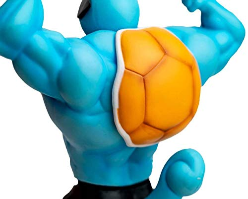 Yhk Muscle Bulbasaur And Pikachusquirtlecharmander Figure Bodybuilding Collectionpikachu Cosplay Muscle Man Squirtle