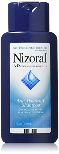 Price comparison product image Nizoral A-D Anti-Dandruff Shampoo,  7 Ounce (Pack of 2)