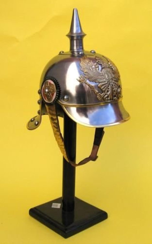 Asmara Nautisches Pickelhaube Helm  Mittelalter Knight  Deutsche Armor B07FDC1WCH  Sehen Sie die Welt aus der Perspektive des Kindes    Sehr gute Farbe
